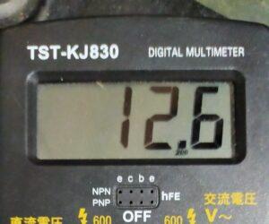 40B19L 12.6V良好