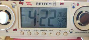 16:22分室内温度28.2℃